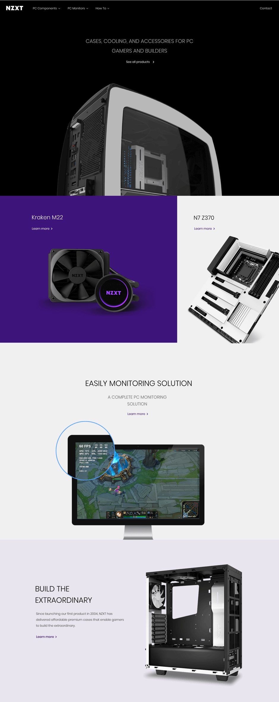 NZTX home page