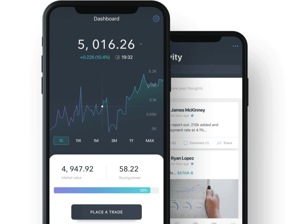 A Social Investment and Trading Platform