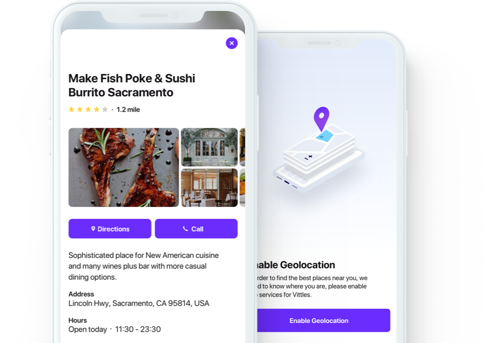 Vittles: An iOS App for Finding Great Places to Dine