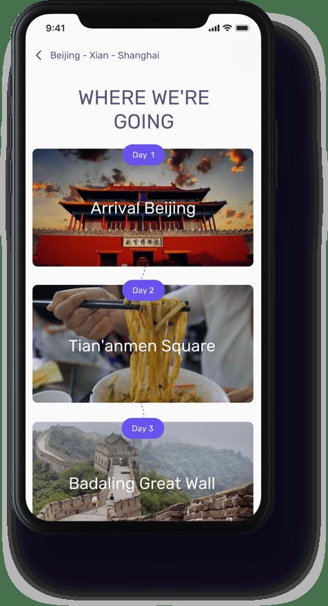 Wanderist is a travel marketplace